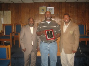 WB Thomas Strength Award