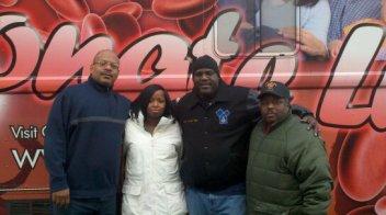 Bro Wilder, Sis Hale, WB Sapp, RW D. Curry