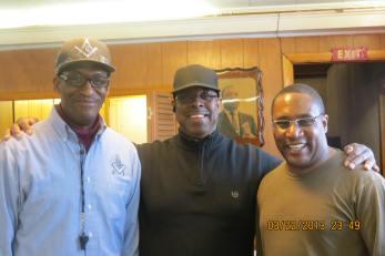 Bro Bacon (Chairman), Bro Taylor, Bro Robinson