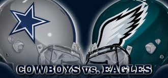 ITS GOING DOWN PHILADELPHIA EAGLES vs THE DALLAS COWBOYS