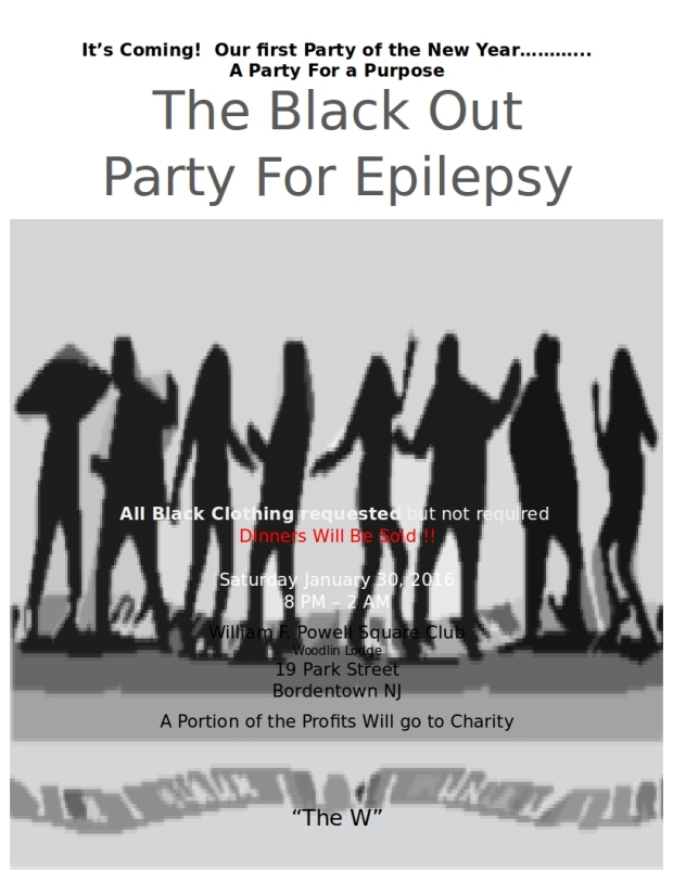 The Black Out Party